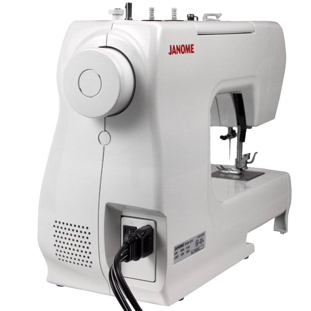 Amazon.com: Janome 2212 Sewing Machine: Arts, Crafts & Sewing : sewing machines for quilting reviews - Adamdwight.com