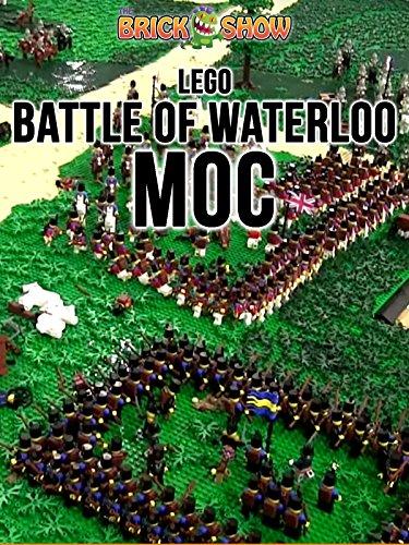 Clip: Lego Battle of Waterloo MOC (Lego Movie Minifigs)
