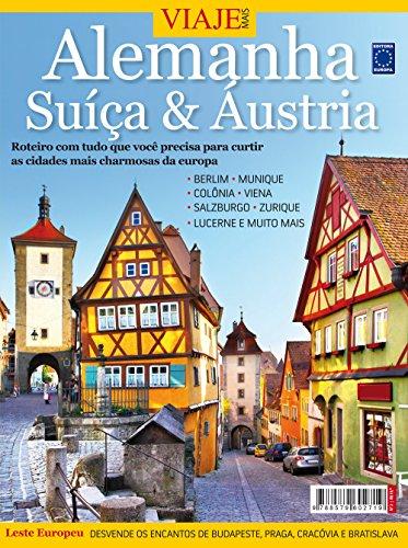 Especial Viaje Mais. Alemanha, Suíça e Áustria