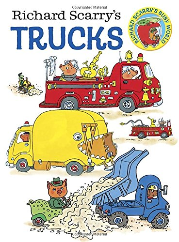 Price comparison product image Richard Scarry's Trucks