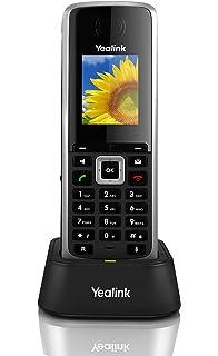 Yealink W52P - Teléfono IP, color negro: Yealink: Amazon.es: Electrónica