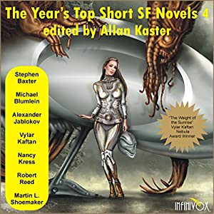 The Year's Top Short SF Novels 4 Audiobook