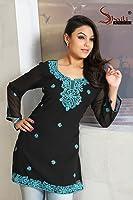 Ladies Designer Kurti Tunic Blouse Top