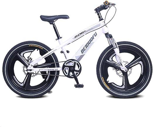 YAOXI Bicicleta De Montaña con Suspensión De Horquilla, Individual ...