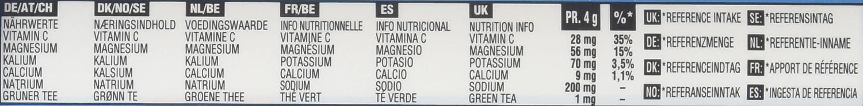 High 5 Zero Tropical Sabor ELECTROLITO y Magnesio deporte Bebida Pastillas (pack de 20) - TRANSPARENTE: Amazon.es: Deportes y aire libre