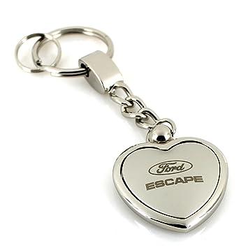 Amazon.com: Ford Escape satinado/Chrome Dos Tono Forma de ...