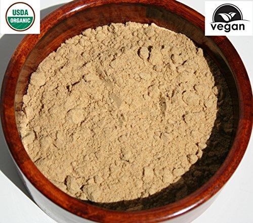 Raw Organic Ginger root powder 2 oz