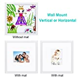 RPJC 12x12 inch Picture Frame Made Solid Wood High