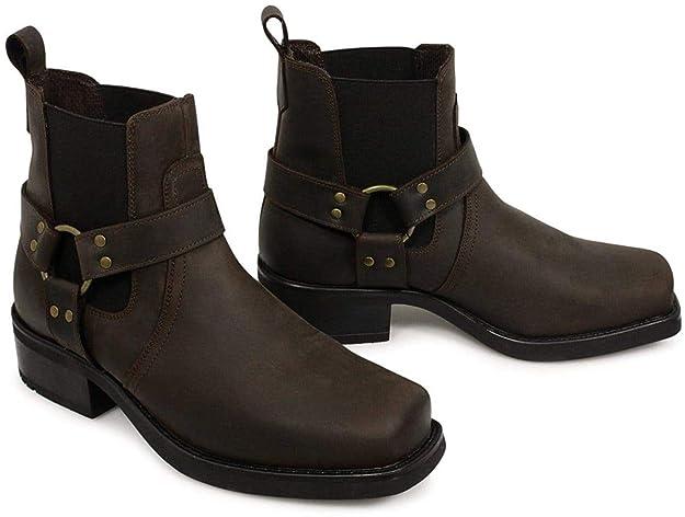 Gringos Mens M486A Chelsea Boots: Amazon.es: Zapatos y complementos
