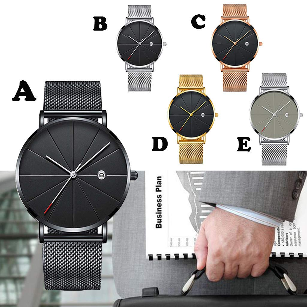 ... Quartz Watches for Men,Quartz Pocket Watches for Men,Mens Quartz Watch Analog,Mens Quartz Watches,Cartier Quartz Watches for Men: Pet Supplies