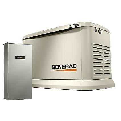 Amazoncom Generac 7043 Home Standby Generator 22kw195kw Air