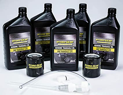 Hydro Gear 72750 Transaxle Oil Service Kit