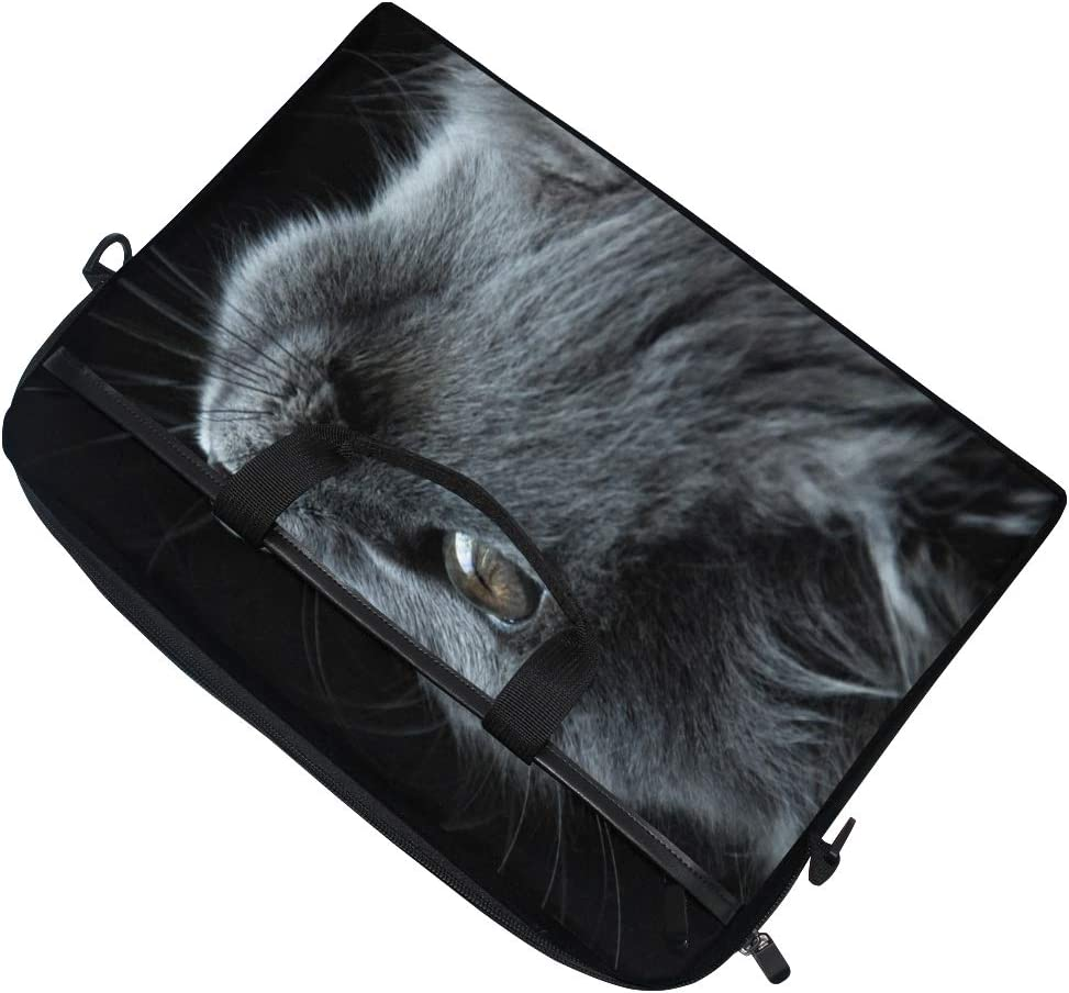 Adorable Animal Cat Mens and Womens Computer Bags Handbags Suitable for 15 Inch Computers Briefcases Shoulder Bags