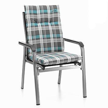6 cojines para sillas apilables Basic Plus Kettler Dessin ...