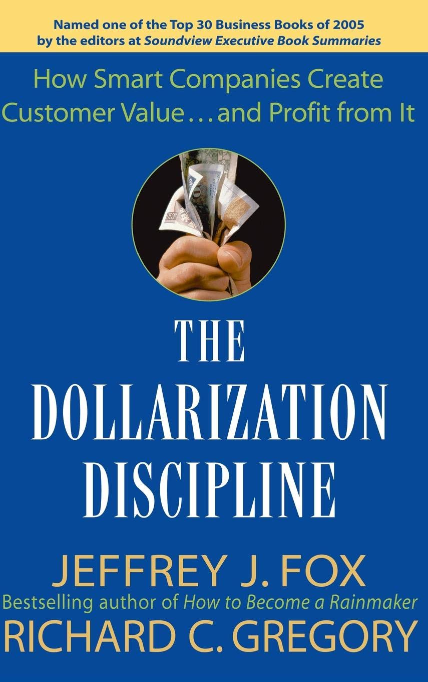 Dollarization Discipline Companies Create Customer product image