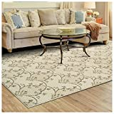 Superior Aberdeen Collection Area Rug, 8mm Pile Height with Jute Backing, Geometric Crosshatch Nature Motif, Fashionable and Affordable Woven Rugs – 4′ x 6′ Rug Review