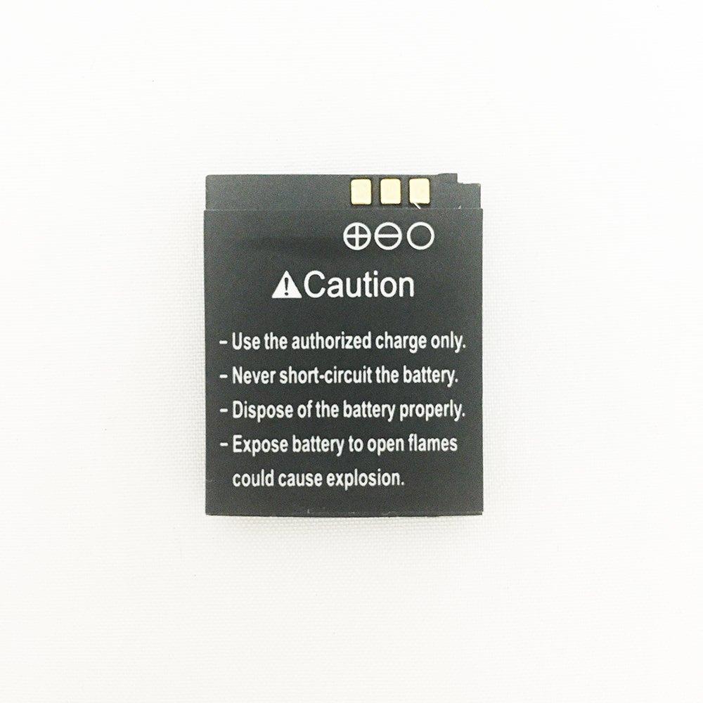 Smart watch 3.7V Lithium battery 380MAH for A1/G10/G10A smart watch