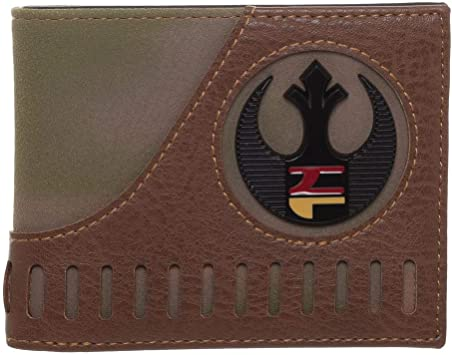 Star Wars BiFold Wallet Star Wars Gift Star Wars Rebel Wallet Star Wars Accessory Star Wars Wallet