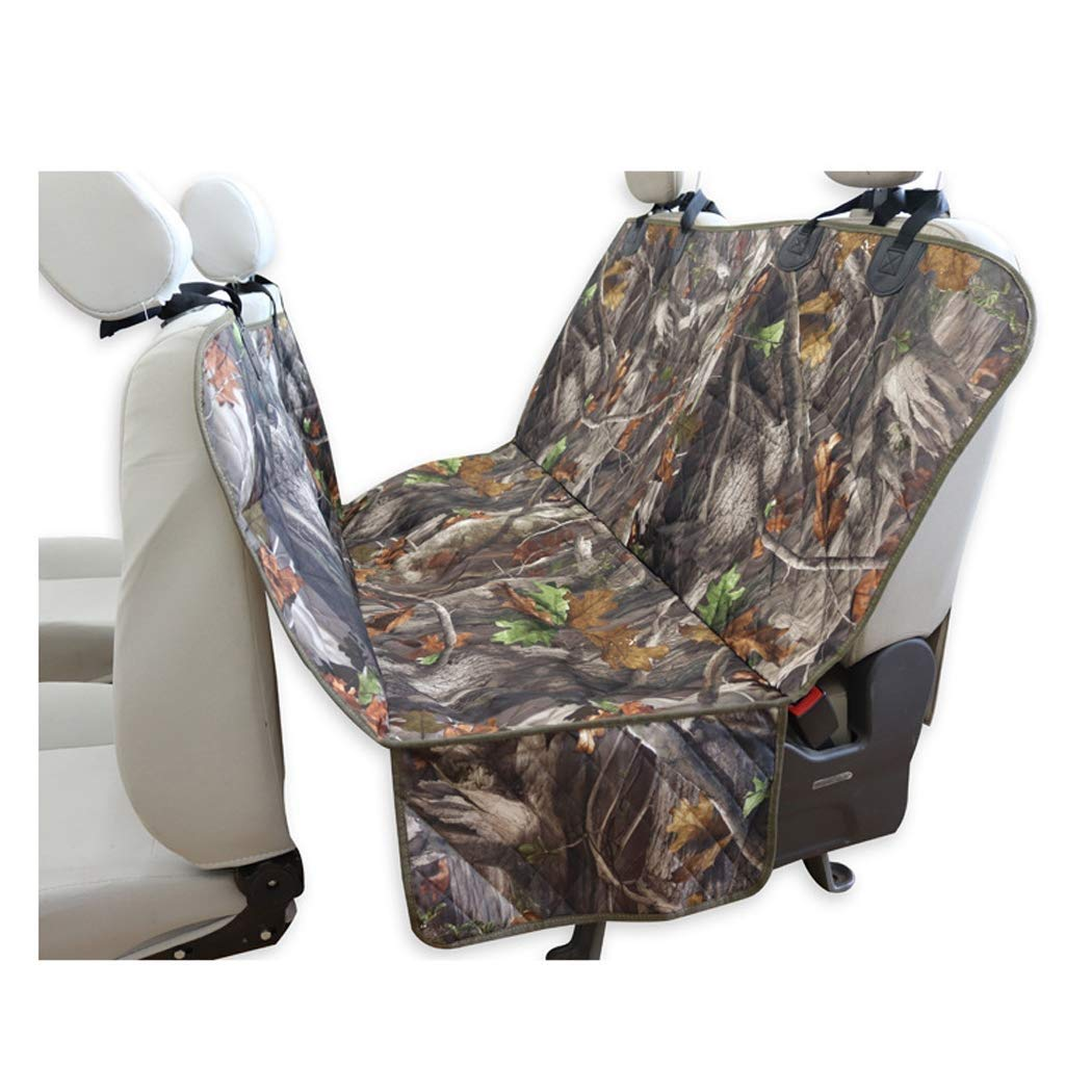 HOSHT Dog car seat cover for rear seat, car boot predector with side predection, non-slip Easy to clean for car truck SUV