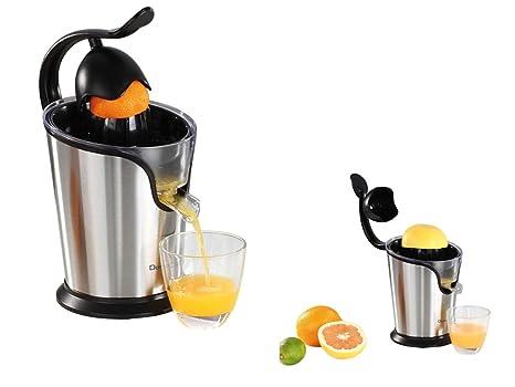 Exprimidor eléctrico con boquilla naranjas de prensa ...