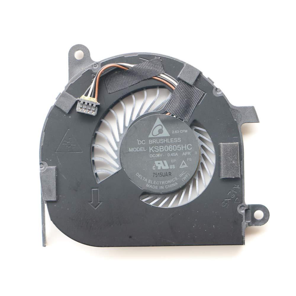 Cooler Para Dell Latitude 7470 E7470 Fan