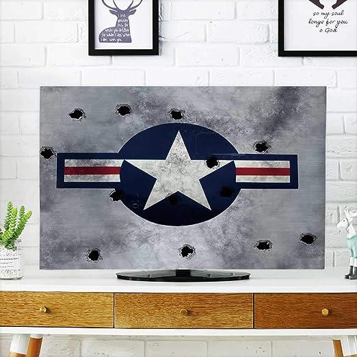 Imagen fantástica de protección de tu televisor USAF Star Roundel ...