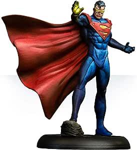Knight Models Juego de Mesa - Miniaturas Resina DC Comics Superheroe - Eradicator: Amazon.es: Juguetes y juegos