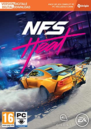 Need For Speed Heat Amazon Co Uk Pc Video Games