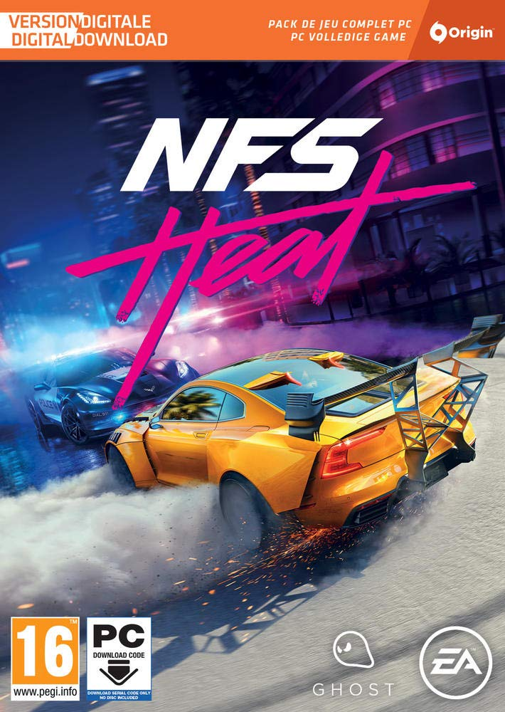 Need For Speed Heat [Importación francesa]: Amazon.es: Libros