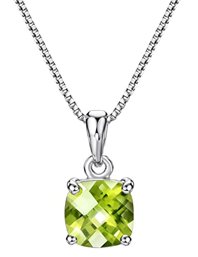 knotted clasp gold filled necklace with img peridot trigger collections