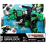 Transformers Robots in Disguise Stomp and Chomp Grimlock Figure