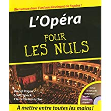 L'opéra pour les Nuls: + CD