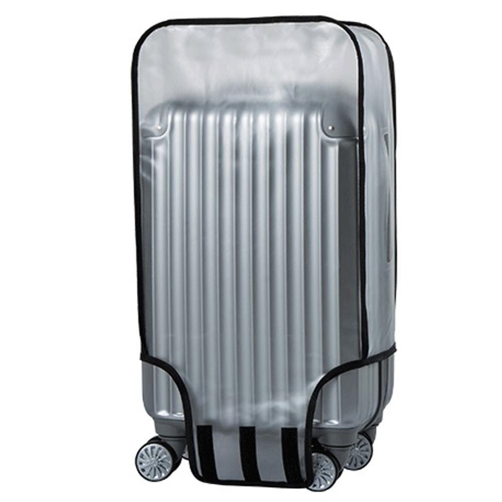 Bloomma Housse de protection transparente ré sistante à usure de Waterproof pour valise de voyage
