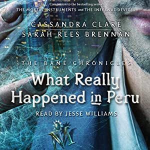 What Really Happened in Peru Audiobook