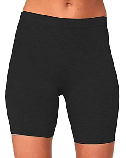 6a20f5d861 Aramoniat Women's Ladies Cotton Active Sports Cycling Gym Workout Zumba  Dance Shorts Running Leggings Dance Over