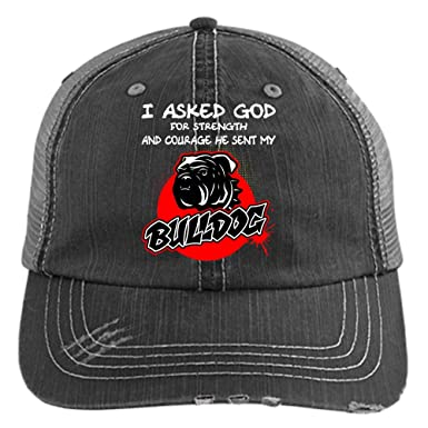 So He Sent Me My Bulldog Hat 77a510de1c0