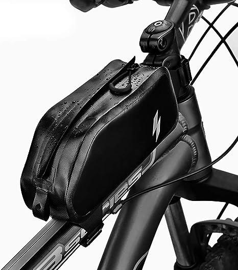 SAHOO Bolsa para Manillar de Bicicleta Bici Bolso Bicicleta Bolso ...