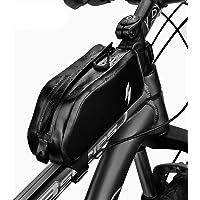 SAHOO Bolsa para Manillar de Bicicleta Bici Bolso