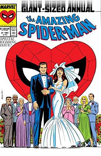 Amazing Spider-Man (1963-1998) Annual #21