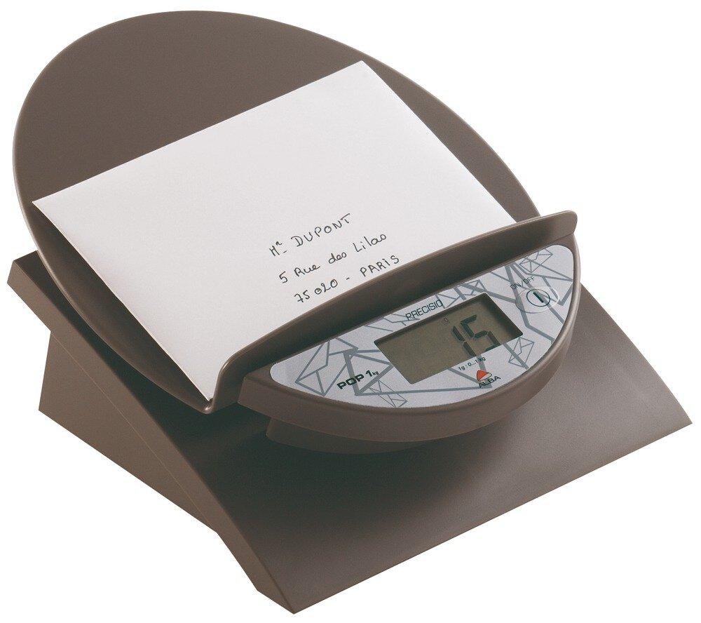 Alba Pèse-lettre électronique de 5 kg - Adaptateur adcoude en option 723199 Pèse lettres et balances