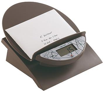 Alba PREPOP1 G - Báscula electrónica para correo, marrón ...