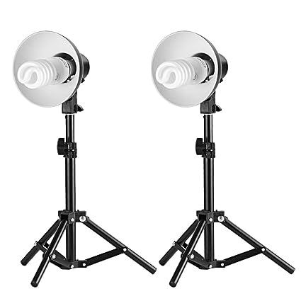 neewer table top photography studio lighting kit kit amazon in