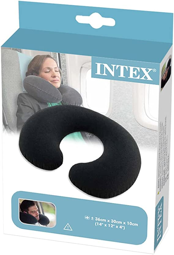 Travel Pillow Intex 68675 inflatable