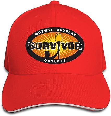 mfdsgf2f Surviivor Tv Logo Caps Baseball Hat Unisex