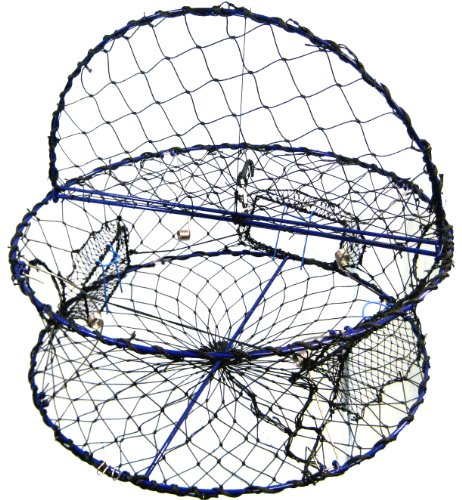 Collapsible Crab Traps (Promar Heavy Duty Collapsible Crab Pot, 32