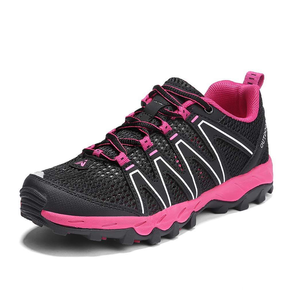 LXJL Baskets légères Chaussures de Marche Sport et Outdoor Hommes et Femmes Alpinisme Casual Chaussures Sport Confortable Baskets,d,39  -