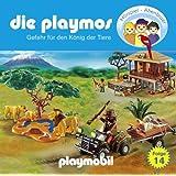 Die Playmos - Folge 14: Gefahr für den König der Tiere. Hörspiel.