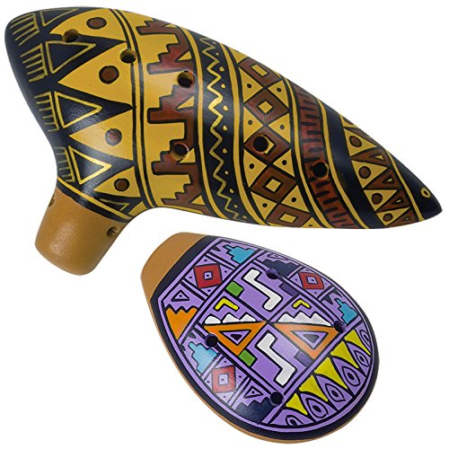 Cusco QT-02 Ocarina - Set of 2