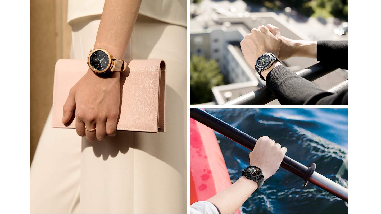 Samsung Galaxy Watch - Smartwatch fuer Damen - die beliebtesten Smartwatches für Frauen