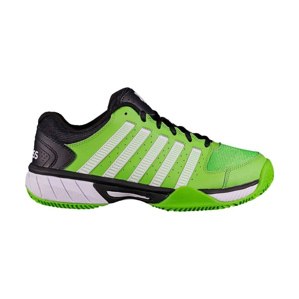 K Swiss Express LTR HB Flash Verde Negro: Amazon.es: Deportes y ...